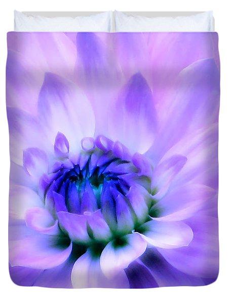 Dahlia Dream Duvet Cover
