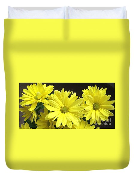 Daisy Family Duvet Cover