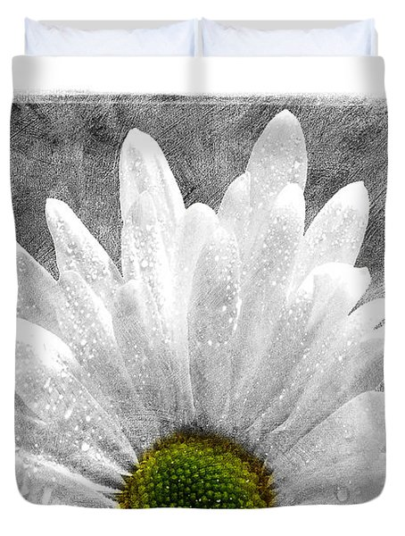 Daisy Duvet Cover by Mauro Celotti