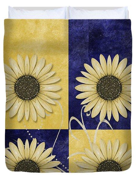 Daisy Quatro V09 Duvet Cover