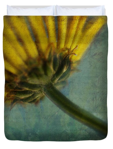 Daisy Reach Duvet Cover by Erika Weber