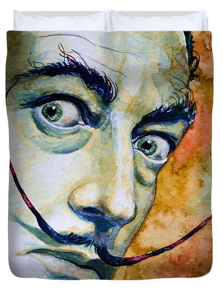 Dali Duvet Cover by Laur Iduc