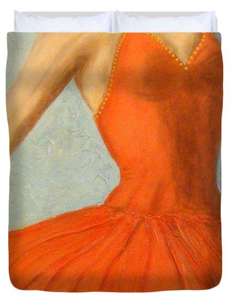 Dance Fever... Duvet Cover