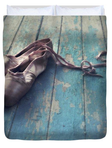 Danced Duvet Cover by Priska Wettstein