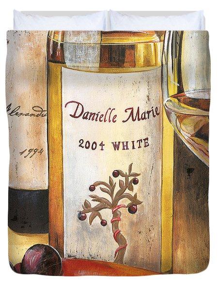 Danielle Marie 2004 Duvet Cover