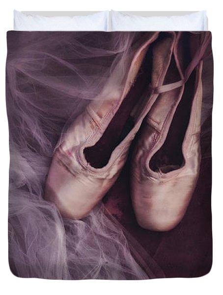 Danse Classique Duvet Cover by Priska Wettstein