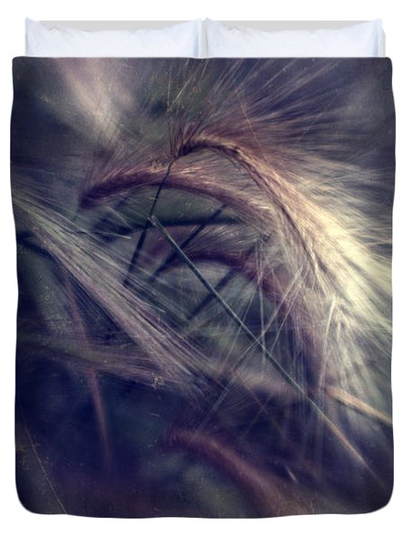 darkly series II Duvet Cover