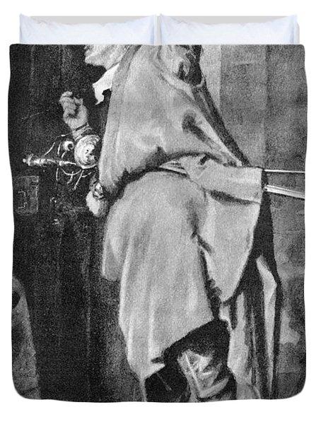 D'artagnan Duvet Cover