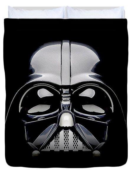 Darth Vader Helmet Duvet Cover