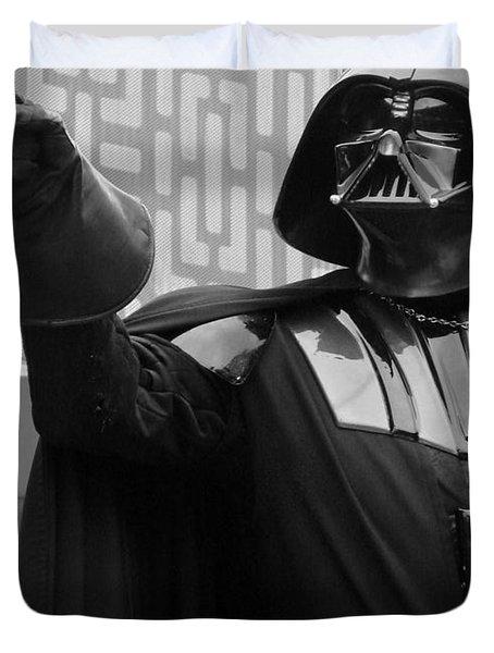 Darth Vader Duvet Cover