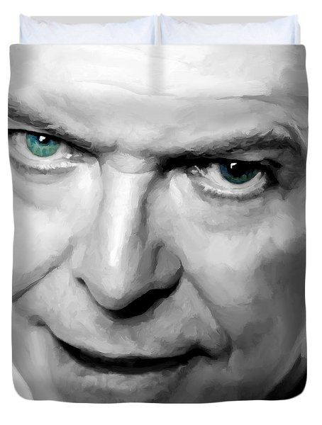 David Bowie In Clip Valentine's Day - 1 Duvet Cover