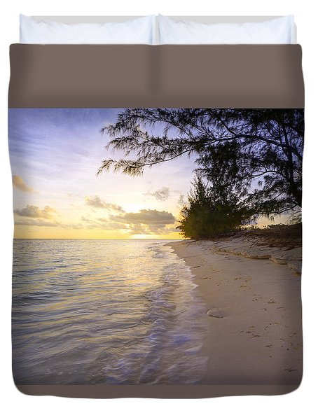 Dawn Of A New Day Duvet Cover by Chad Dutson