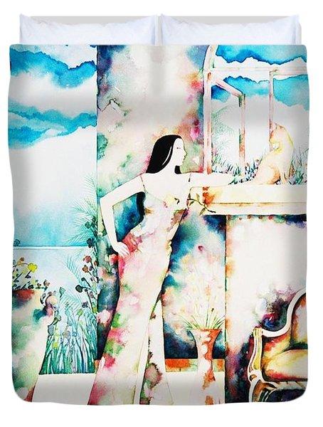 Daydreams Duvet Cover