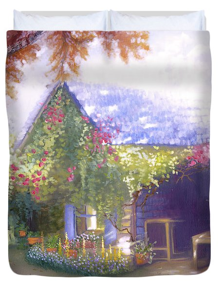 Daylesford Cottage Duvet Cover