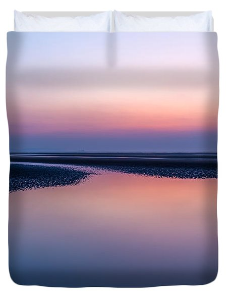 Days End Duvet Cover by Adrian Evans