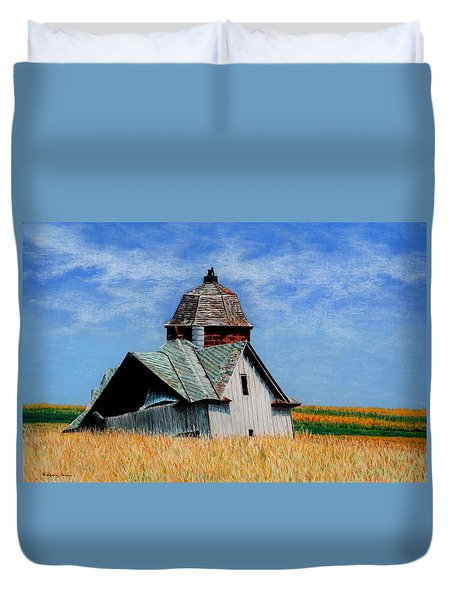 Days Gone By Duvet Cover by Kimberly Shinn