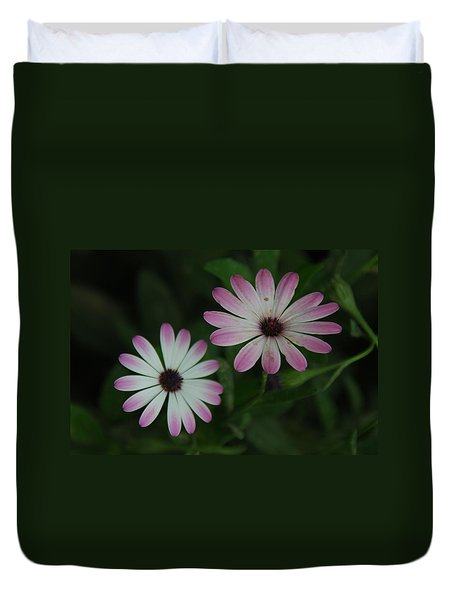 Duvet Cover featuring the photograph Dbg 041012-0110 by Tam Ryan