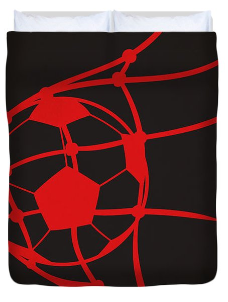 Dc United Goal Duvet Cover