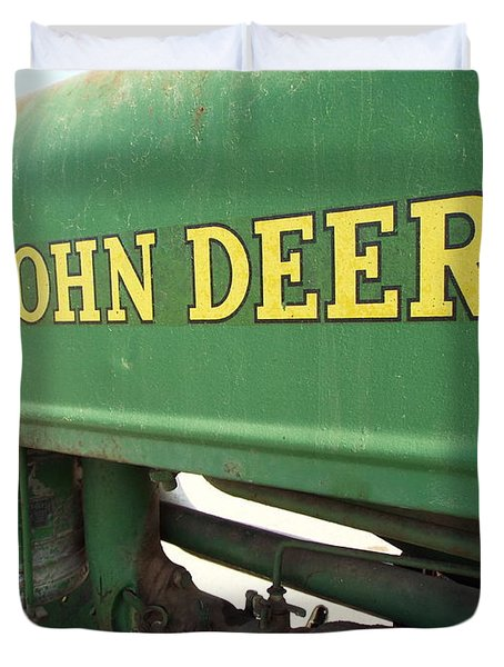 Deere Support Duvet Cover by Caryl J Bohn