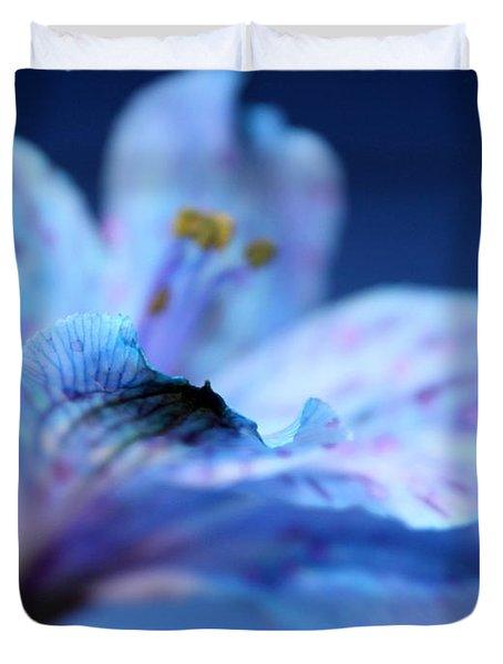 Delicate Blue Duvet Cover