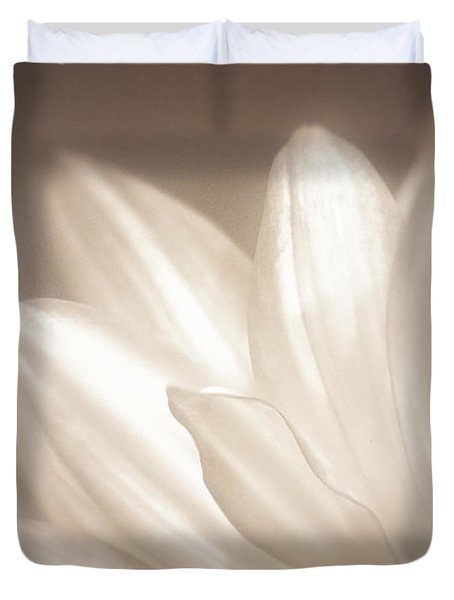 Delicate Duvet Cover by Scott Norris