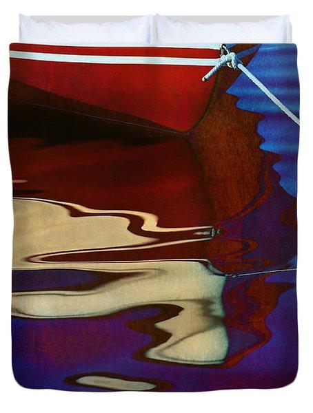 Delphin 2 Duvet Cover