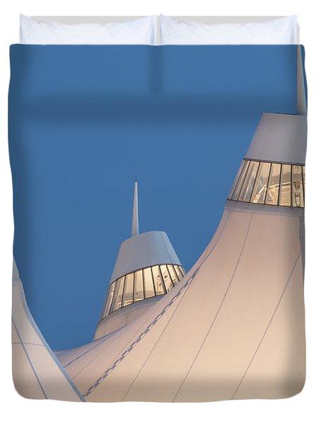 Denver International Airport Duvet Cover