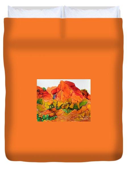 Desert Beauty 6 Duvet Cover