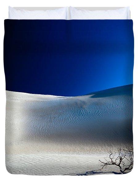 Desert Branch Void Duvet Cover