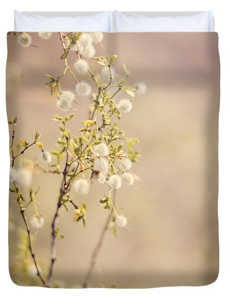 Desert Delicates Duvet Cover