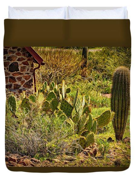 Desert Dream Duvet Cover