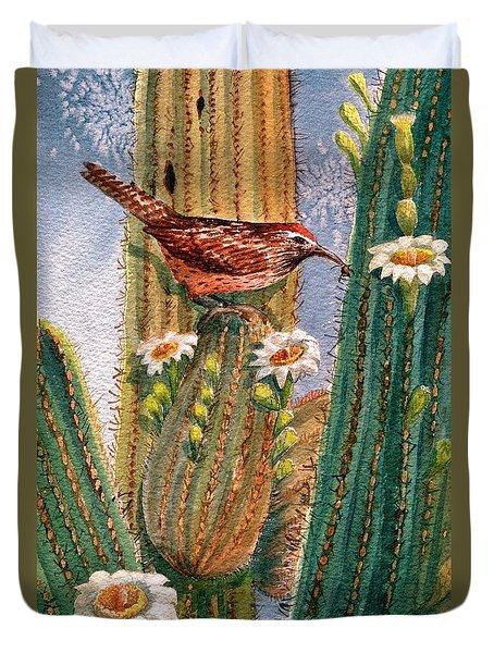Desert Gems Duvet Cover