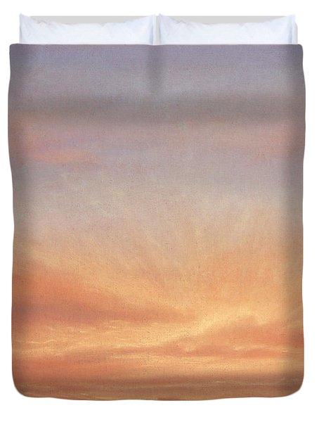 Desert Sky B Duvet Cover