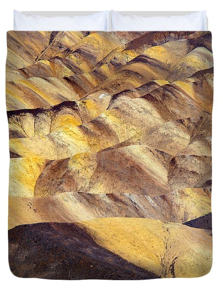 Desert Undulations Duvet Cover