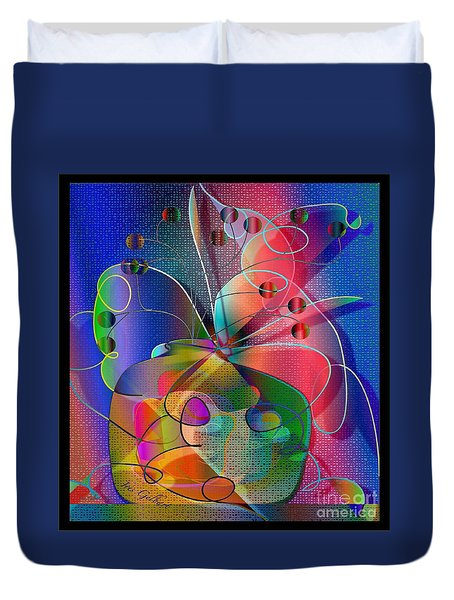 Design #29 Duvet Cover