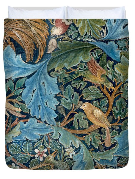 Design For Tapestry Duvet Cover by William Morris