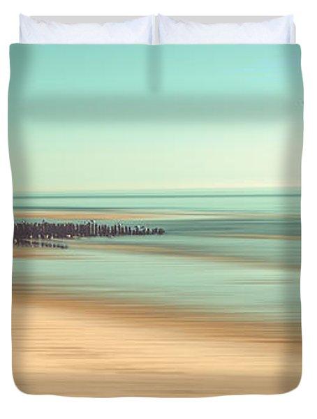 Desire - Light Duvet Cover by Hannes Cmarits