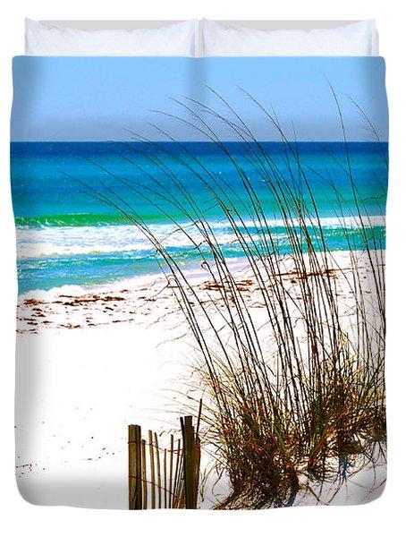Destin, Florida Duvet Cover