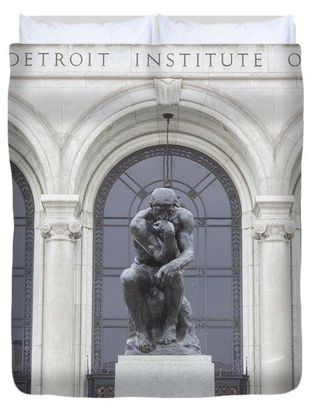 Detroit Institute Of Art Duvet Cover