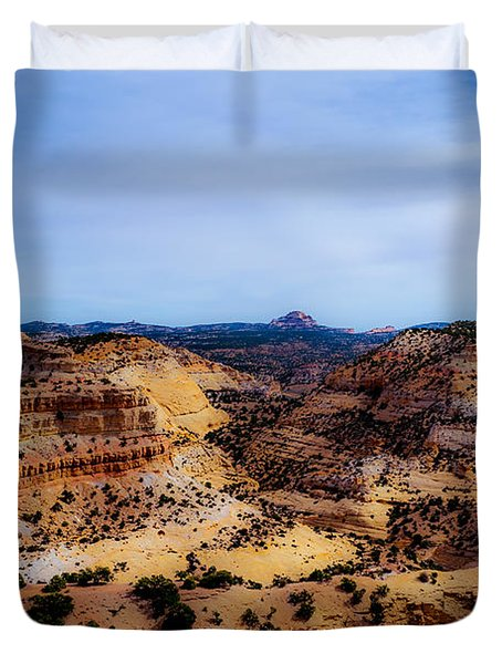 Devil's Canyon2 Duvet Cover