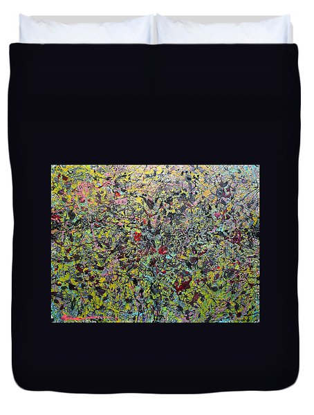Devisolum Duvet Cover by Ryan Demaree