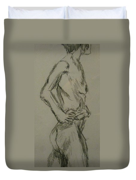 Diana Duvet Cover by David Trotter