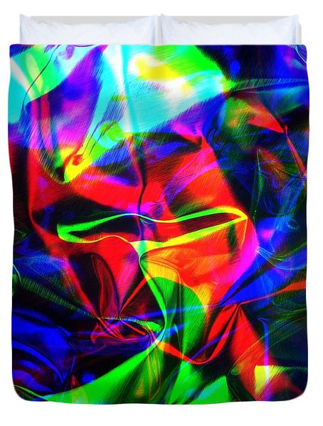 Digital Art-a14 Duvet Cover by Gary Gingrich Galleries
