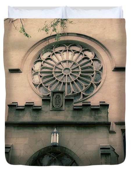 Dimnent Memorial Chapel Duvet Cover