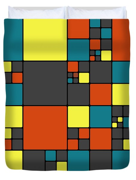 Dio - 56a Duvet Cover by Variance Collections
