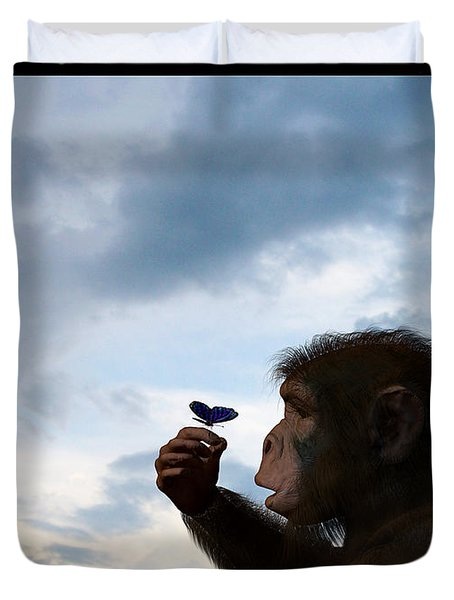 Discovery... Duvet Cover by Tim Fillingim