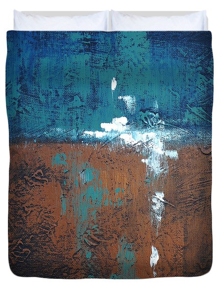 Disenchanted Duvet Cover