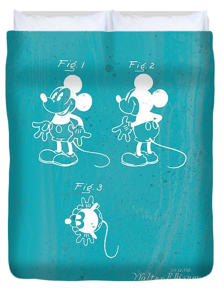 Disney Mickey Mouse Duvet Cover