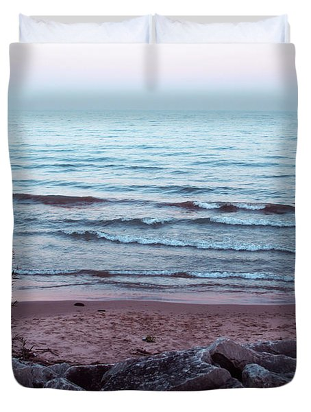 Distance  Duvet Cover by Jamie Lynn