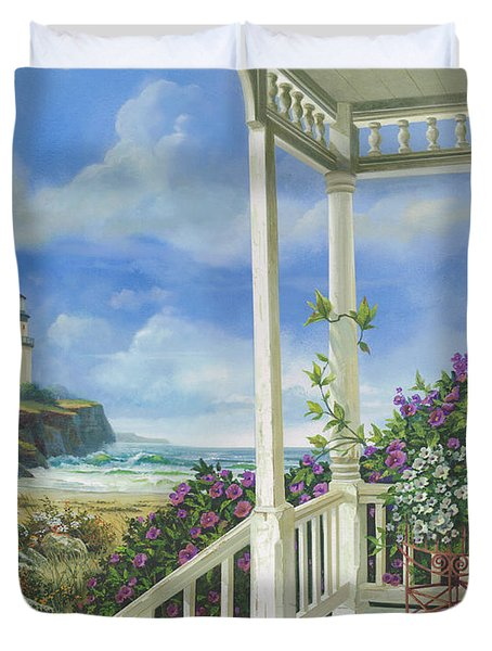 Distant Dreams Duvet Cover